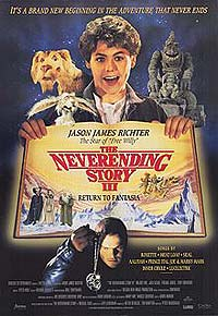 Neverending Story III, The (1994) Movie Poster