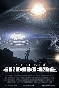 Phoenix Incident, The (2015) Movie Poster