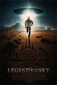 Legends from the Sky (2015) Movie Poster
