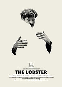 Lobster, The (2015) Movie Poster