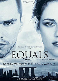 Equals (2015) Movie Poster