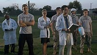 Image from: Lazer Team (2015)
