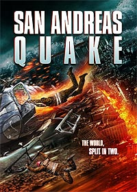 San Andreas Quake (2015) Movie Poster