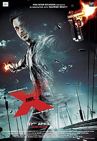 Mr. X (2015) Movie Poster