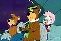Image from: Yogi & the Invasion of the Space Bears (1988)