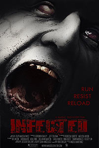 Infected (2013) Movie Poster