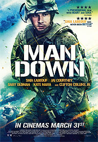 Man Down (2015) Movie Poster