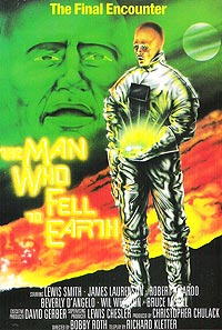 Man Who Fell to Earth, The (1987) Movie Poster