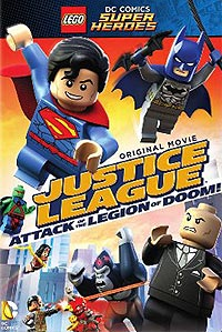 LEGO DC Super Heroes: Justice League - Attack of the Legion of Doom! (2015) Movie Poster