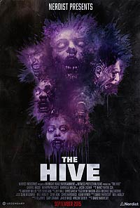 Hive, The (2015) Movie Poster