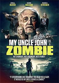 My Uncle John Is a Zombie! (2016) Movie Poster