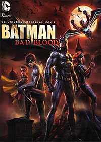 Batman: Bad Blood (2016) Movie Poster