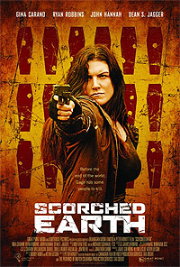 Scorched Earth (2017) Movie Poster