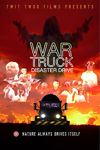 War Truck Disaster Drive (2016) Movie Poster