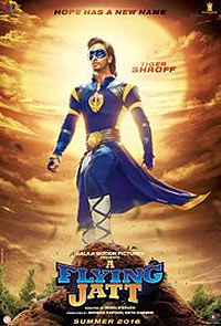 Flying Jatt, A (2016) Movie Poster