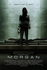 Morgan (2016) Movie Poster