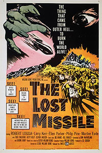 Lost Missile, The (1958) Movie Poster