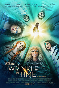 Wrinkle in Time, A (2018) Movie Poster
