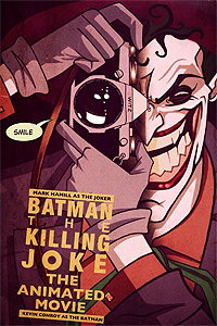 Batman: The Killing Joke (2016) Movie Poster