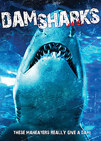 Dam Sharks (2016) Movie Poster