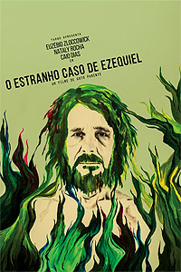 Estranho Caso de Ezequiel, O (2016) Movie Poster