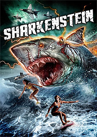 Sharkenstein (2016) Movie Poster