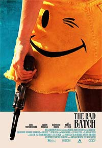 Bad Batch, The (2016) Movie Poster