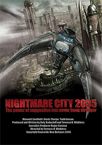 Nightmare City 2035 (2007) Movie Poster