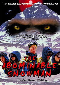 Abominable Snowman, The (1996) Movie Poster