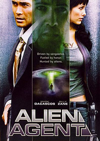 Alien Agent (2007) Movie Poster