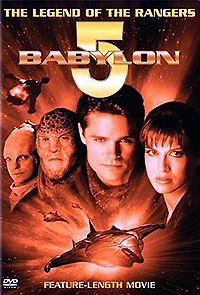 Babylon 5: The Legend of the Rangers (2002) Movie Poster