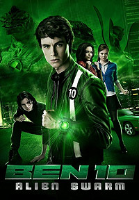 Ben 10: Alien Swarm (2009) Movie Poster