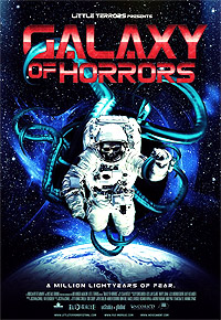 Galaxy of Horrors (2017) Movie Poster