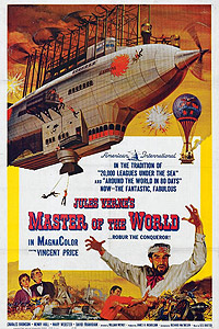 Master of the World (1961) Movie Poster