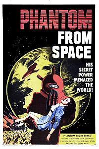 Phantom from Space (1953) Movie Poster