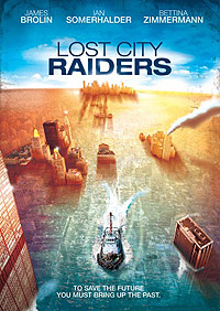 Lost City Raiders (2008) Movie Poster