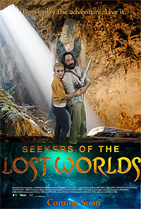Seekers of the Lost Worlds (2017) Movie Poster