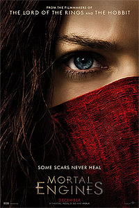 Mortal Engines (2018) Movie Poster