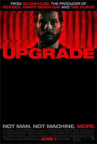 Upgrade (2018) Movie Poster