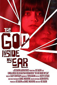 God Inside My Ear, The (2017) Movie Poster