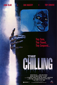 Chilling, The (1989) Movie Poster