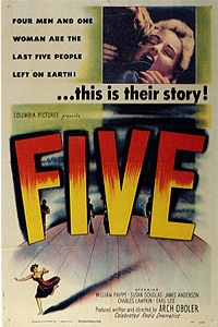 Five (1951) Movie Poster