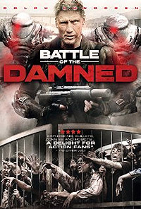 Battle of the Damned (2013) Movie Poster
