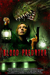 Blood Predator (2007) Movie Poster