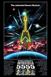 Interstella 5555: The 5tory of the 5ecret 5tar 5ystem (2003) Movie Poster