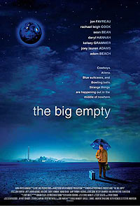 Big Empty, The (2003) Movie Poster