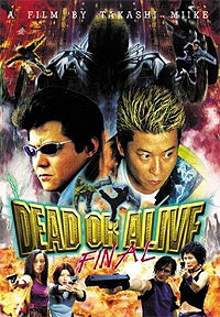 Dead or Alive: Final (2002) Movie Poster