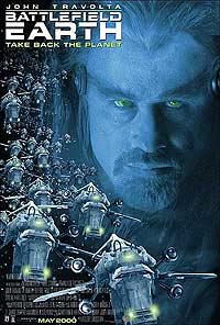 Battlefield Earth: A Saga of the Year 3000 (2000) Movie Poster