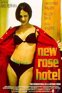 New Rose Hotel (1998) Movie Poster
