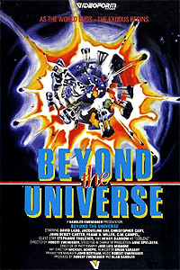 Beyond the Universe (1981) Movie Poster